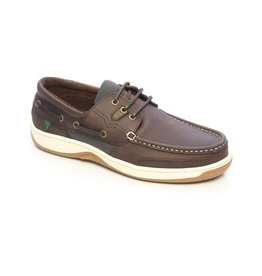 Dubarry Bootschoen Dubarry Regatta Donkey Brown