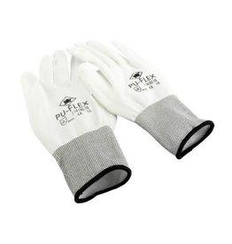 PU-flex handschoen nylon XL