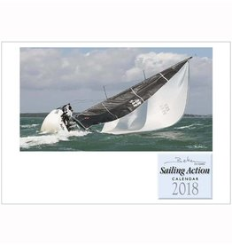 BEKEN Kalender Beken of Cowes 'Sailing Action'