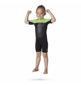 Magic Marine MAGIC MARINE BRAND SHORTY KID ZWART 116