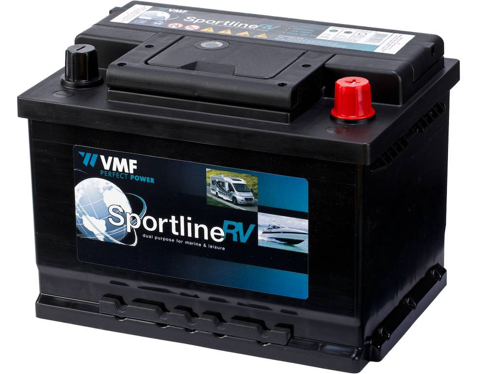 HEFRA VMF Sportline accu