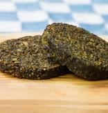 Algenburger met Quinoa en chlorella
