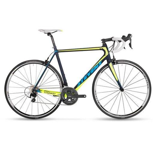 Stevens Bikes Stevens Izoard - Proff ramme med 105 gir/bremser