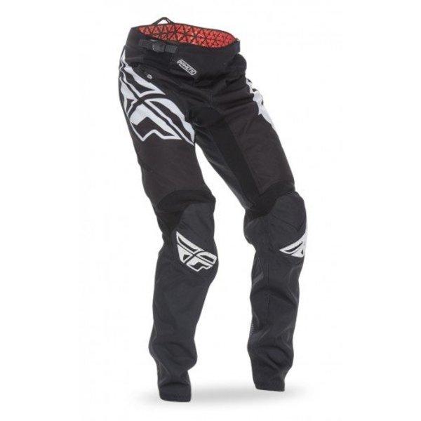 Fly Kinetic Bukse Black/White
