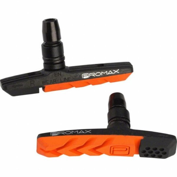Promax B-3 air flow Bremseklosser 70mm orange