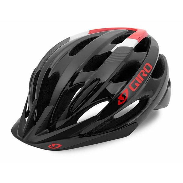 Giro Revel Hjelm Black/Bright Red