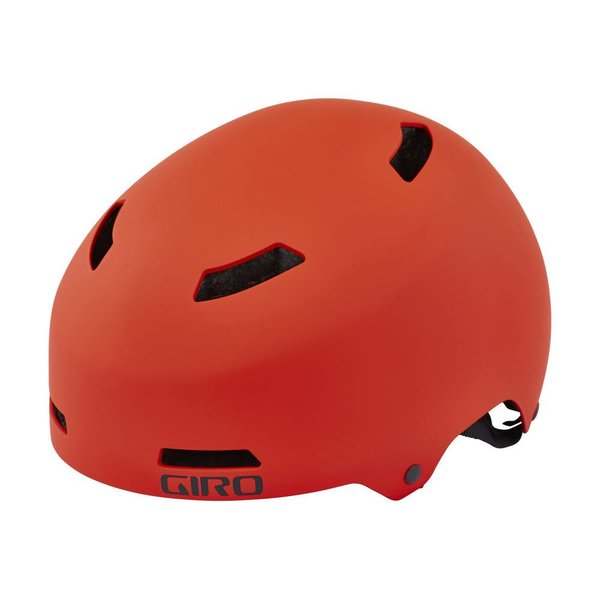 Giro Quarter Hjelm Matte Glowing Red