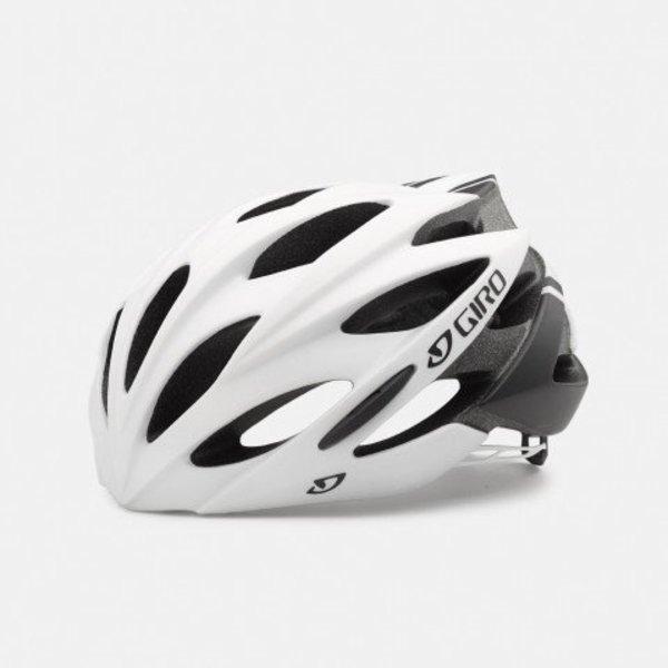 Giro Savant Hjelm White/Silver