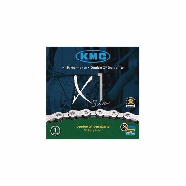 KMC Kjede X1 single speed chrome