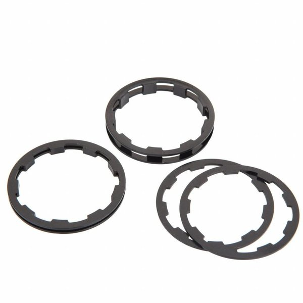 BOX Zero Shimano Kassett Spacers 1-5mm