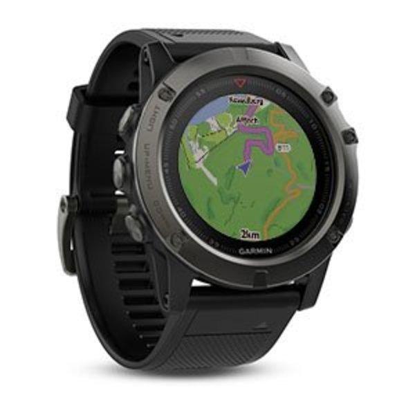 Garmin Fenix 5x Sapphire slate gray GPS