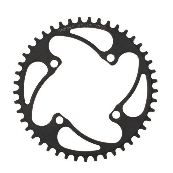 Rennen Krankdrev BMX 4 bolt 50t Sort