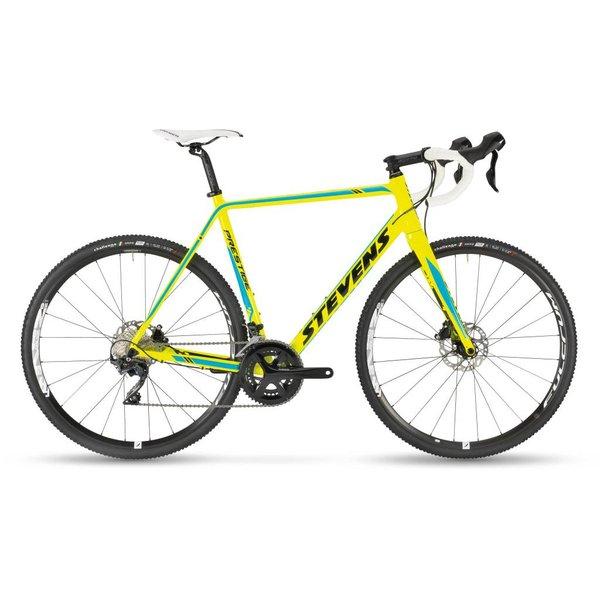 Stevens Prestige CX Neon Yellow 18