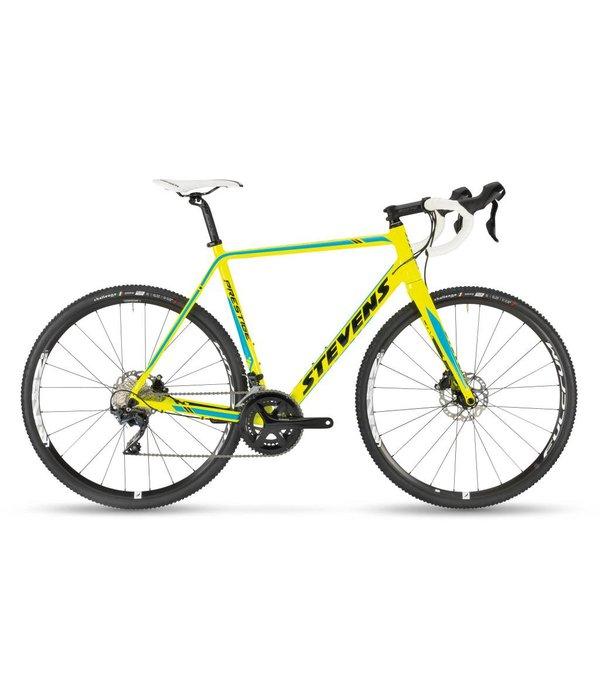 Stevens Bikes Stevens Prestige CX Neon Yellow 18