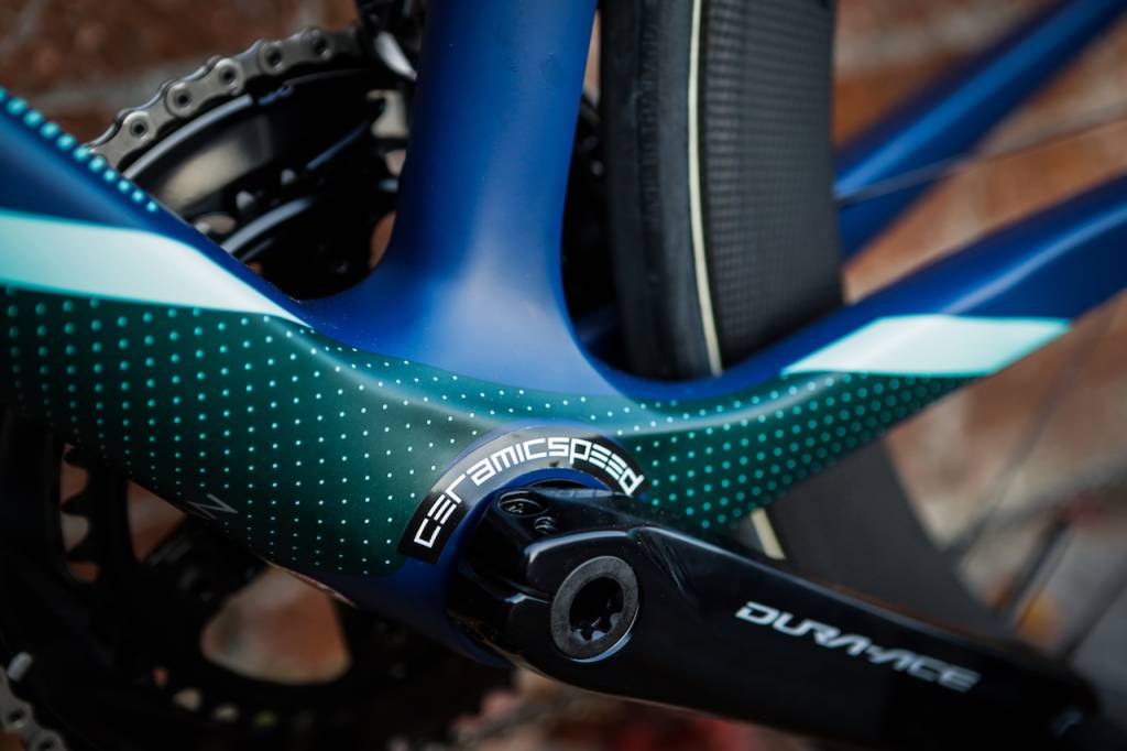 "Basso Bikes and CeramicSpeed partner to launch limited edition ""Diamante SV"""