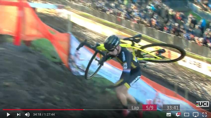Video: UCI CX Verdenscup runde4 Bogense, Danmark