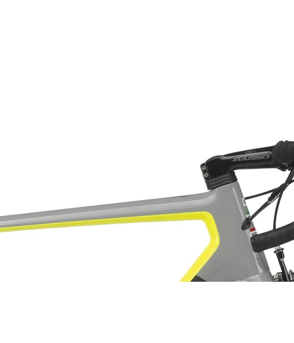Basso Bikes Basso Astra - Yellow Fluo