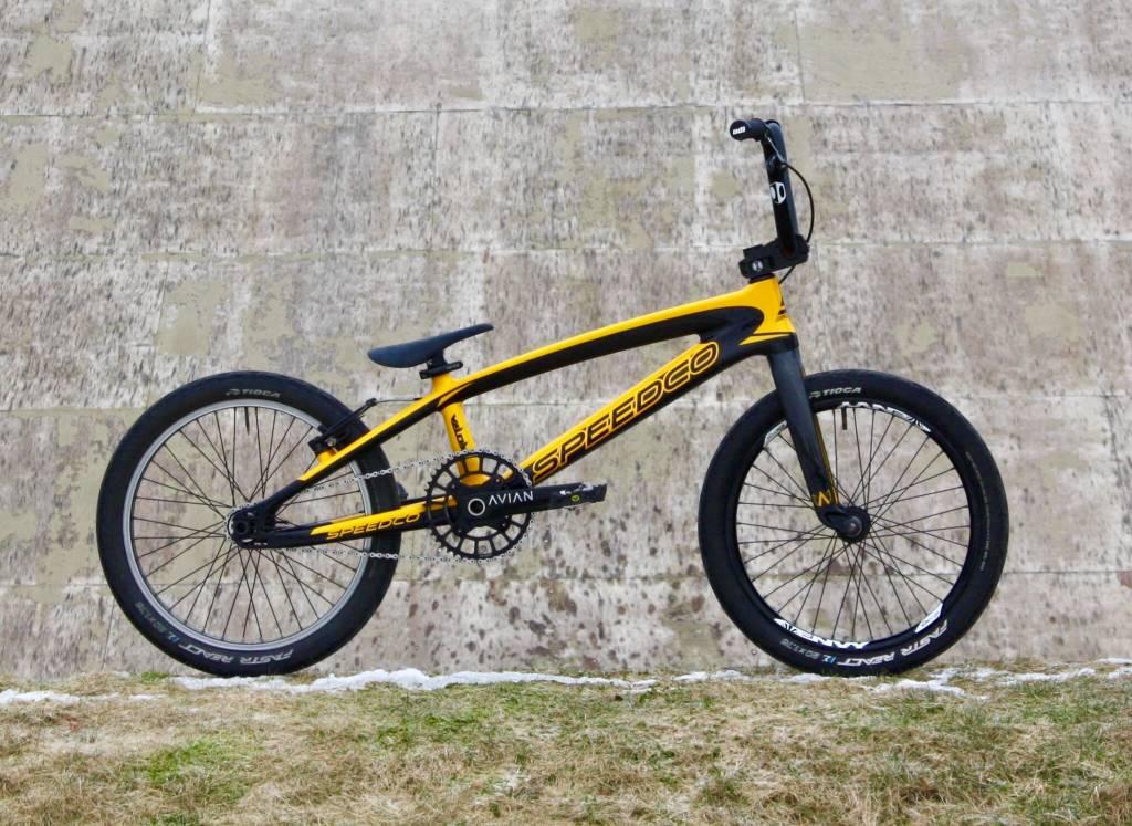 Bikecheck: Tore Navrestad Speedco Velox XXXL