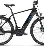 Stevens Bikes Stevens E-Courier Luxe 500Wh Stealth Black 18 Gent