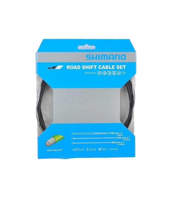Shimano Shimano Optislick Racer Girwiresett komplett