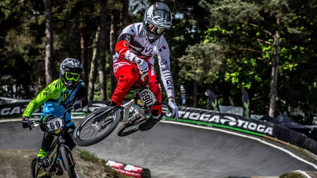 Verdenscup BMX Paris LIVE