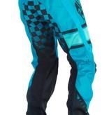 Fly Racing Fly Kinetic Bukse 18 Blå/Sort