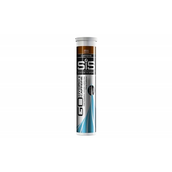 SIS GO Hydro Tabletter Cola+Koffein 20x4g
