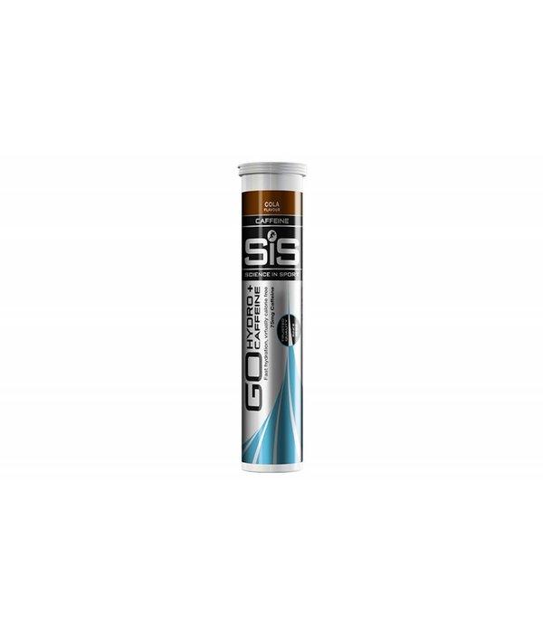 SIS SIS GO Hydro Tabletter Cola+Koffein 20x4g