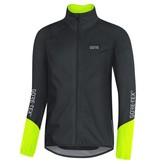 Gore Bike Wear Gore C5 GTX Active Jakke Sort/Neon Gul