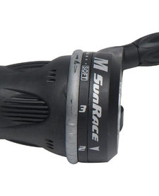 Sunrace M60 Twist Shifter 3spd Left
