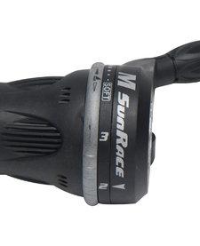 Sunrace M60 Twist Shifter 3spd Left