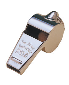 Acme Thunderer Metal Whistle