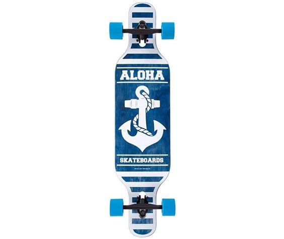 Aloha 15A Anchor Longboard Complete 9.44