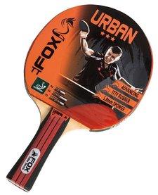 Fox TT Urban 3 Star Table Tennis Bat