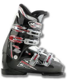 Nordica One 10* Blk/Wht* 29.5