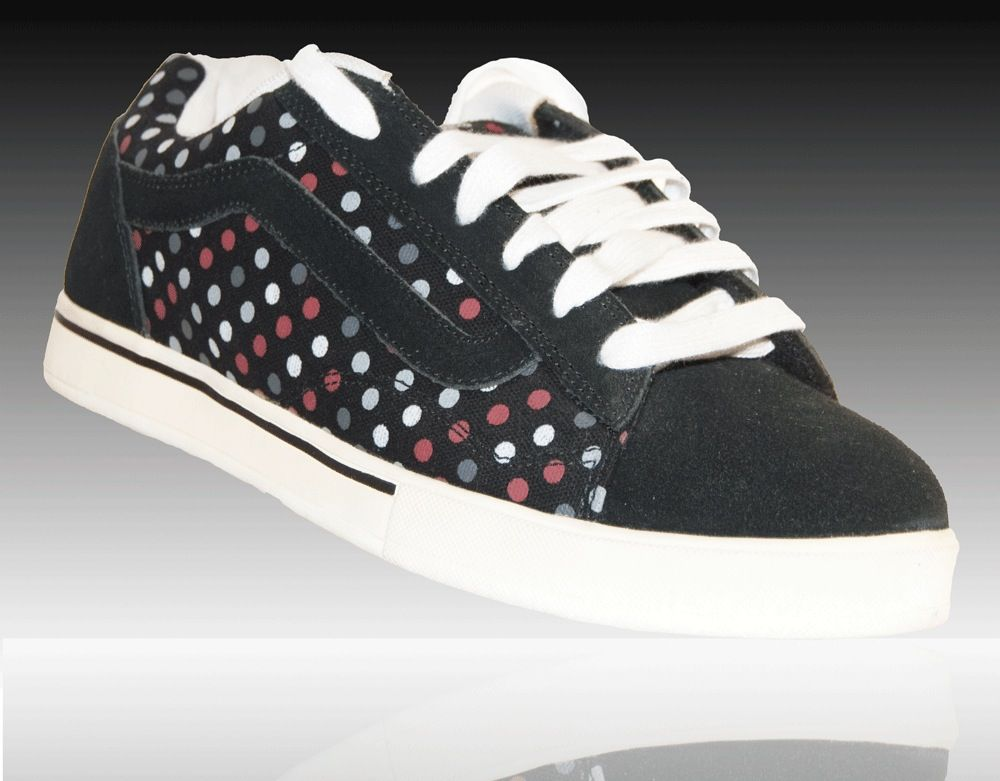 d2baae2eb6c Vans Vans No Skool Shoes Blk - Finches Emporium