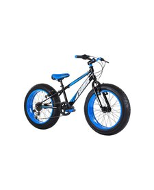 "Sonic Bulk 20"" Blue Junior Bike"