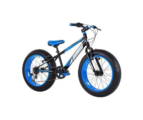 """Sonic Sonic Bulk 20"""" Blue Junior Bike"""