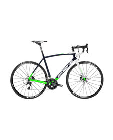 Lapierre Sensium 500 Road bike Black\White\Green 55cms
