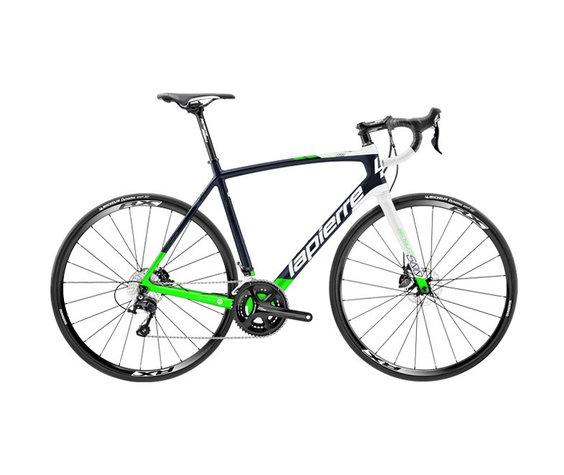 Lapierre Lapierre Sensium 500 Road bike Black\White\Green 55cms
