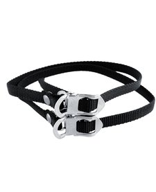 KF Toe Straps Black
