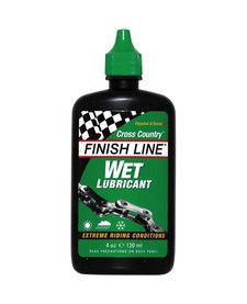Finish Line Wet Lube 4oz
