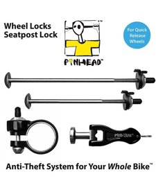 Pinhead 3 Pack With Seat Lock