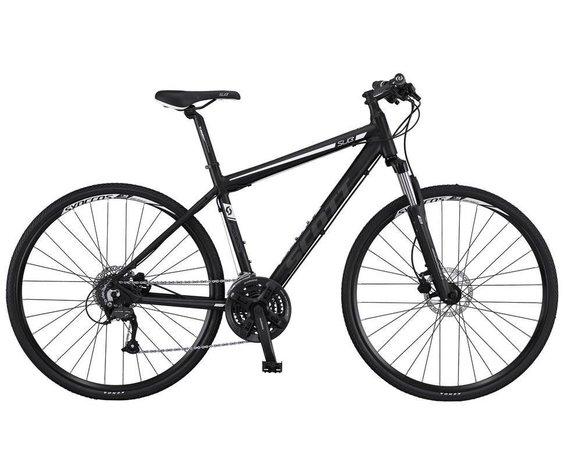 Scott Scott Sub Cross 50 Mens Hybrid Bike