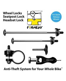 Pinhead 4 Pack With Top Cap Lock