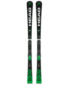 Head Supershape i.Magnum Ski inc PRX 12 Binding
