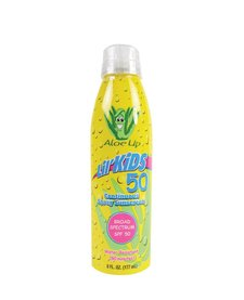 Aloe Kote SPF 50 Lil'Kids 177ml Spray