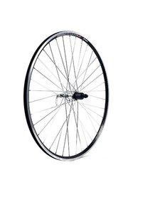 Rear Wheel Al/Blk 700 Q/R Cassette
