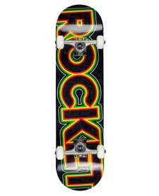 Rocket Complete Skateboard Atom Series
