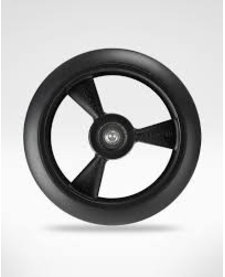 Micro Scooter Black Wheel